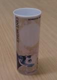 Copo plástico (Cor branco)