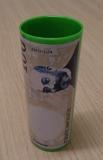 Copo plástico (Cor verde)