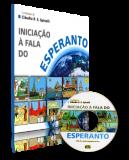 Iniciação à fala do Esperanto (livro+CD)