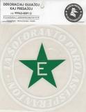 adesivo La ŝoforanto parolas esperanton